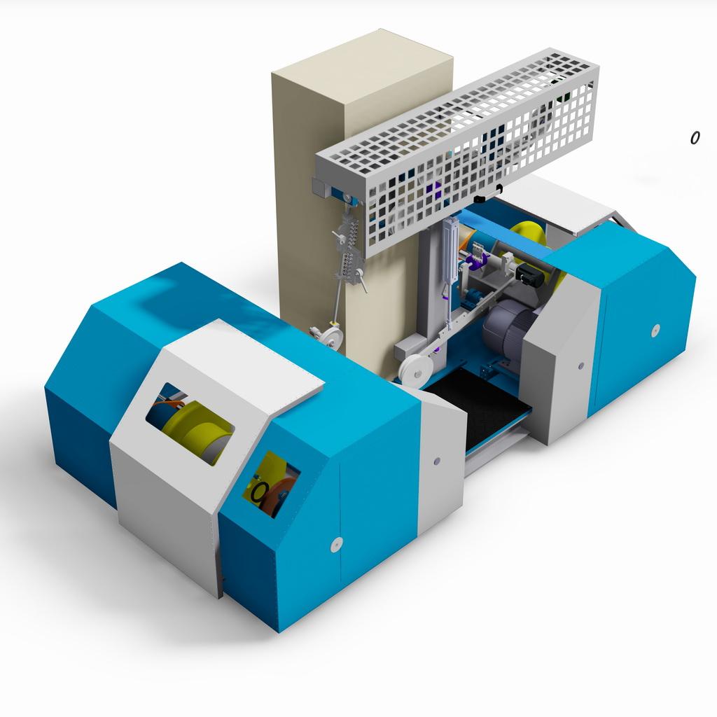 Kablo imalat makinaları revizyonu